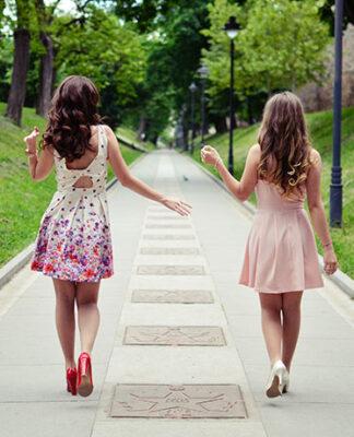 Jak wyglądać pięknie i czuć się kobieco