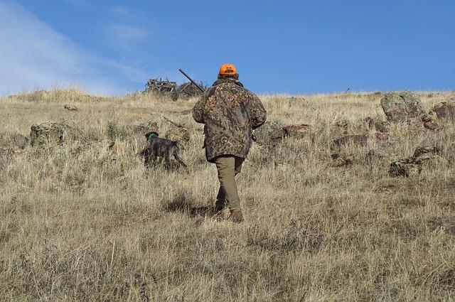 Odzież podgrzewana na polowanie